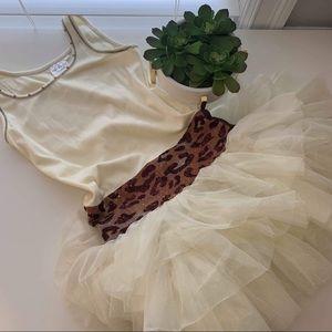 Ooh! La, La! Couture Girls Sleeveless Tutu Dress